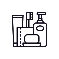 Toiletries and personal care